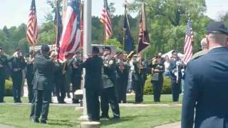 28th infantry division memorial service 10 wmv