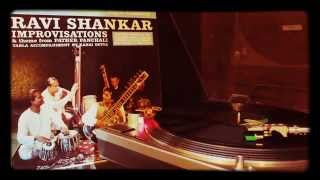 """Improvisation On The Theme Music From Pather Panchali"" - Ravi Shankar & Bud Shank"