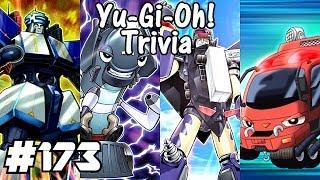 Yugioh Trivia: Vehicroid Archetype - Episode 173