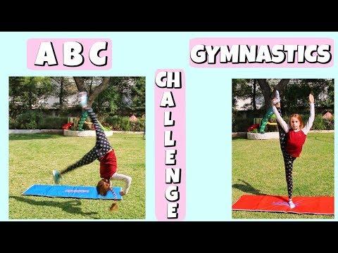 ABC challenge γυμναστικής // Pikmi Pops push me ups, Flip Mi unboxing