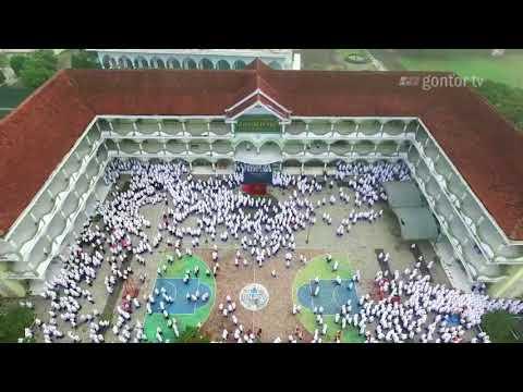 Pembukaan Ujian Tulis di Gontor Putri Kampus 3 - Airsight