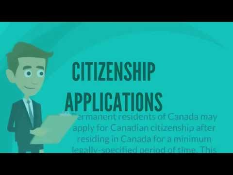 Citizenship Applications - Matthew Jeffery, Toronto Immigration Lawyer