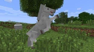 Зачем мне лошадь в майнкрафте?(Для тех, кто любит лабиринты. За баннер канала спасибо! http://rghost.ru/47146184 http://www.youtube.com/user/cuber101298., 2013-07-04T18:49:35.000Z)