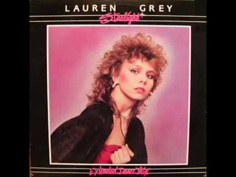 Lauren Grey-Star Light (High Energy)-Italo Disco 80's Dance