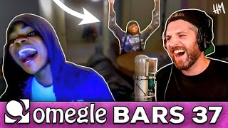 Harry Mack Freestyles Get A Standing Ovation   Omegle Bars 37