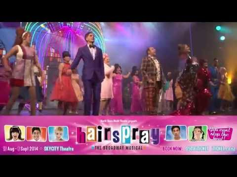 Hairspray - the broadway musical Auckland