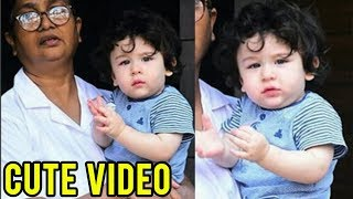 Taimur Ali Khan HAPPY At Playschool, Goes Home To Kareena And Saif