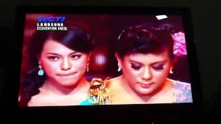 [HD] Indonesian Idol 2012 Regina Menang
