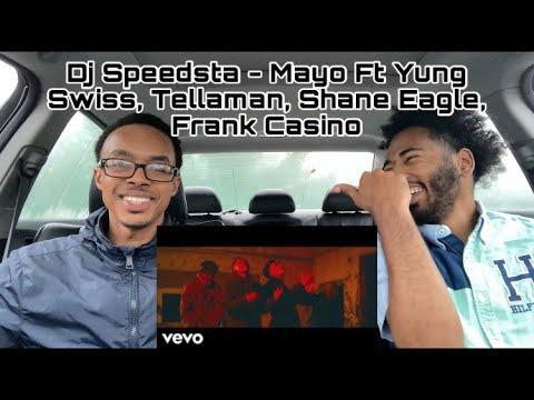 Download DJ Speedsta - Mayo ft. Yung Swiss, Tellaman, Shane Eagle, Frank Casino   Shadow Views TV reaction