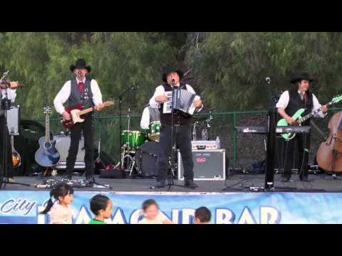 Diamond Bar Concerts in The Park 2014-The Doo Wah Riders