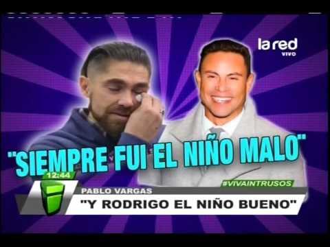 """La comparación que aún le pesa a Pablo Vargas tras su paso por """"Rojo"""""""