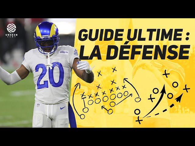 GUIDE ULTIME NFL : LA DÉFENSE AU FOOTBALL AMÉRICAIN.