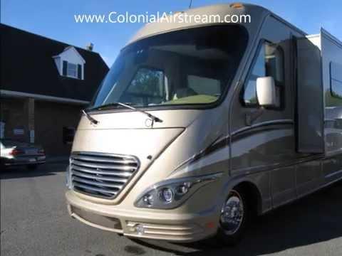 Used 2010 Damon Avanti 3106 Diesel Motorhome RV Thor Workhorse Like Monaco Reyo Winnebago Via