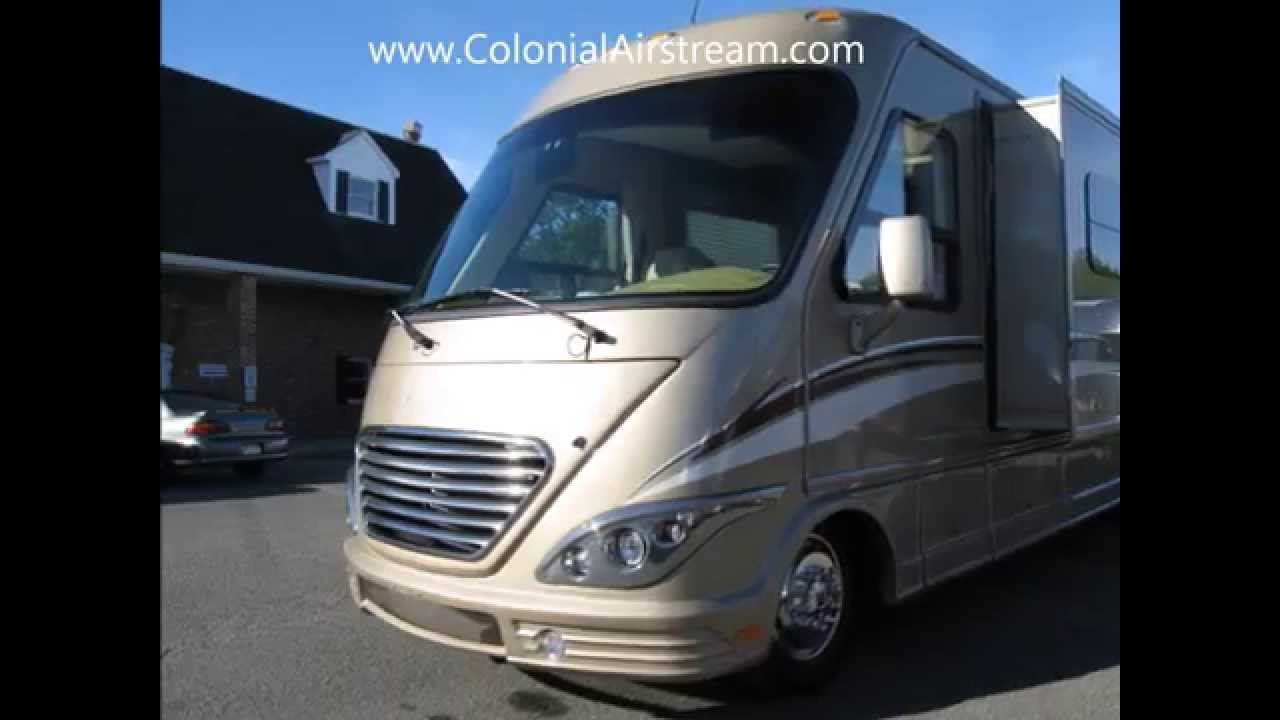 Serrano 32ft diesel - Used 2010 Damon Avanti 3106 Diesel Motorhome Rv Thor Workhorse Like Monaco Reyo Winnebago Via