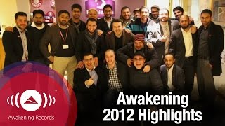 Awakening 2012 Highlights: Entrepreneurship in Action