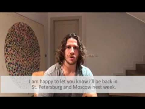 Carles Puyol | Welcome to my VKontakte page