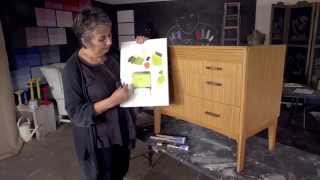 Annie Sloan Mid-Century Modern Project - Part 1: Choosing your Chalk Paint® colour