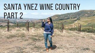 4 Wineries in Santa Barbara   Santa Ynez Wine Country