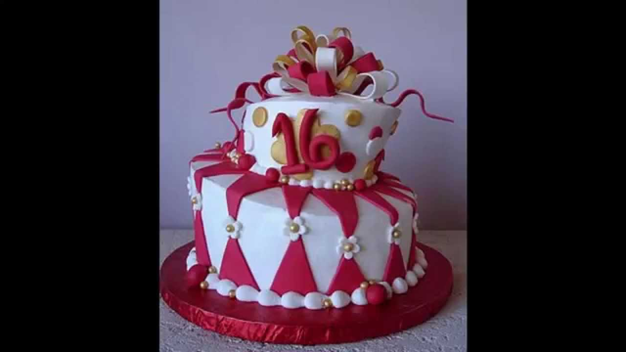Creative Birthday cake decorating ideas for teenagers YouTube