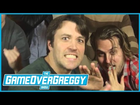 Brandon Jones Special Guest  The GameOverGreggy  Ep. 144