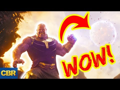 10 Things Marvel's Infinity War Movie Already Got Right