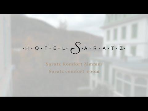 Saratz Komfort Zimmer Chesa Nouva