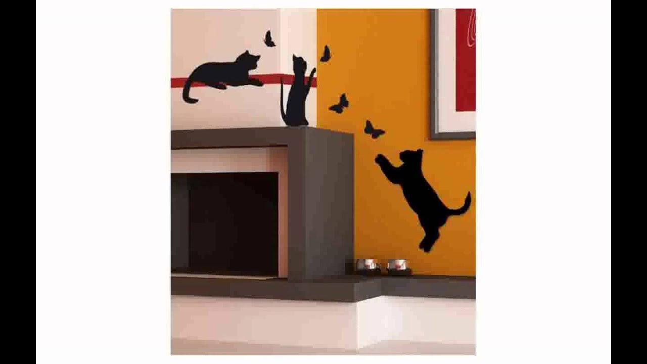 Einzigartig Wandtattoo Katzen Beste Wahl Katze