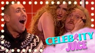 """Keith Loses His Hearing During """"Nicole Shower Singer Has The X Factor"""" 