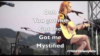 Mystified  LYRICS Bridgit Mendler LIVE