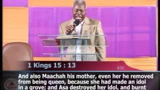 Pastor W.F. Kumuyi - Breaking All Yokes for an All-Round Breakthrough