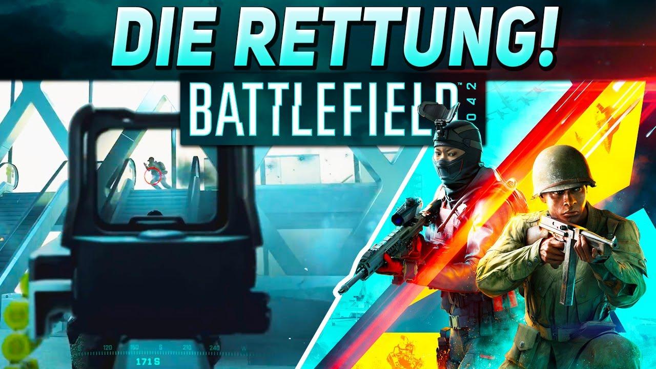 Das RETTET Battlefield 2042 im schlimmsten Fall