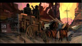 Western Music - The Man With the Harmonica (Ned Nash Orchestra).wmv