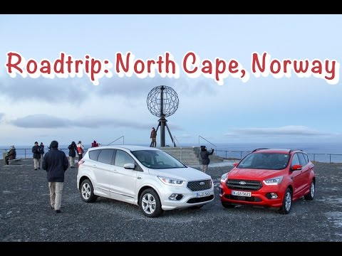 ROADTRIP to NORTH CAPE, NORWAY in November | Joy Della Vita