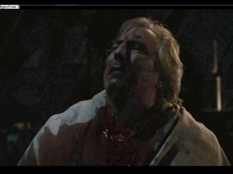 Sweeny Todd Throat Cut Scenes/Gore!