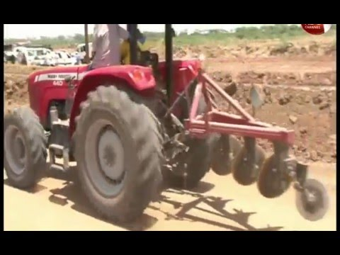 Phase Three of Wei Wei Irrigation scheme underway