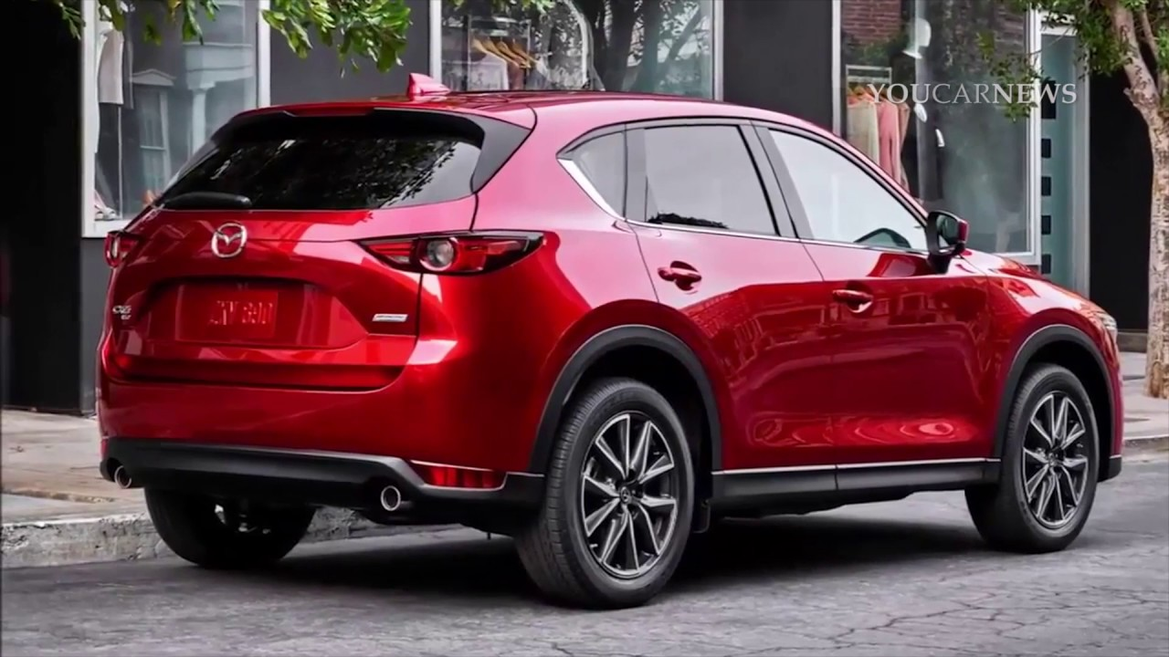 2017 mazda cx-5 interior,exterior and test drive - youtube