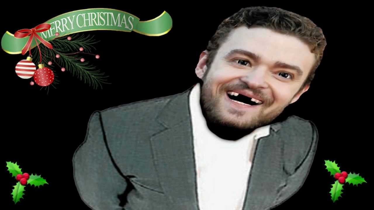 Justin Timberlake - All I Want For Christmas 2011 - YouTube