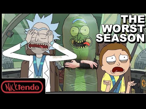 The Worst Season Of Rick And Morty (For Now!)