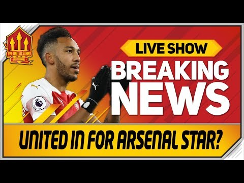 Solskjaer Wants Aubameyang & Longstaff? Man Utd Transfer News