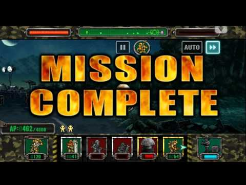 [HD]Metal slug ATTACK. EXTRA OPS (EVENT MAP) !!! (1.4.0 ver)