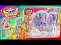 BETTY SPAGHETTY - MIX, MATCH STYLE DOLLS, 3 PACK | Little Kelly & Friends ToysReview for Kids
