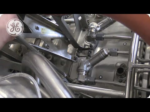 GEnx - Fuel Nozzle Removal Best Practices - GE Aviation Maintenance Minute