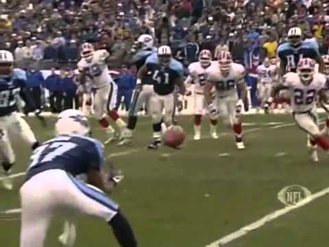 1999 NFL Playoffs - Bills @ Titans: Music City Miracle