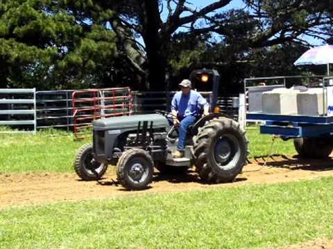 V8 Massey Ferguson Tractor Youtube