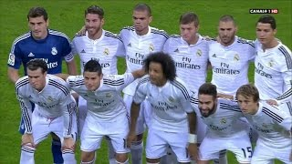 La Liga 05 10 2014 Real Madrid vs Athletic Bilbao - HD - Full Match - 1ST - Spanish Commentary
