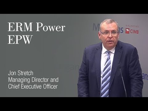 ERM Power (ASX:EPW): Jon Stretch, Managing Director and Chief Executive Officer