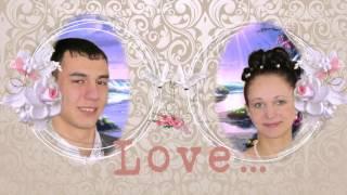 поздравляю моих детей с деревянной свадьбой