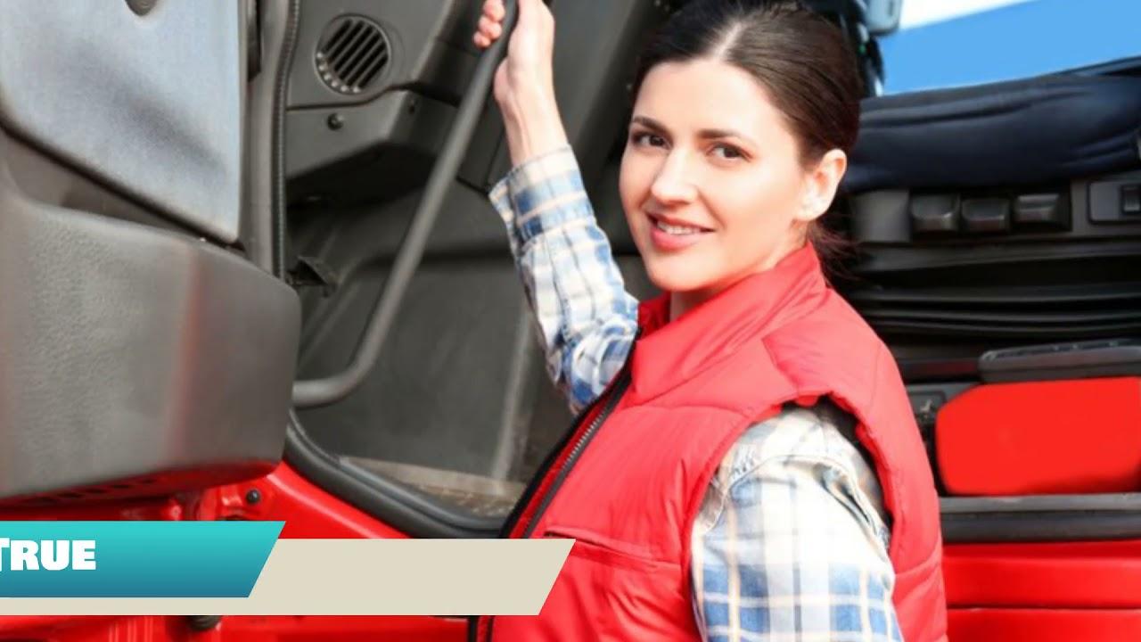 Women Move America - Women in Trucking