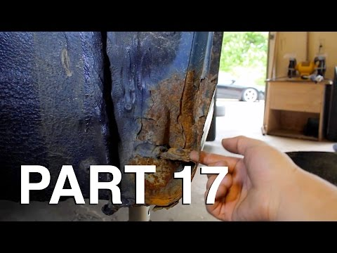 How to Repair Rust on your Car (Surface Rust & Holes)