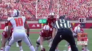 Terrell Newby 3-Yard TD Run vs. Illinois